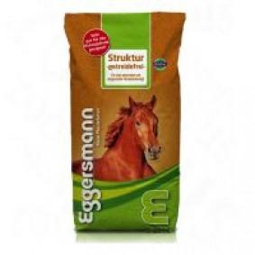 Stal, Erf en Weide - Voederen - kopen - 15 kg Eggersmann Structuur graanvrij Paardenvoer