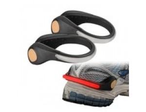 Veiligheidsartikelen - Reflectie - kopen - 2 stuks LED schoen band veiligheidslicht