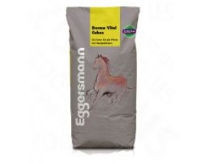 Stal, Erf en Weide - Voederen - kopen - 25 kg Eggersmann Derma Vital Cubes Paardenvoer