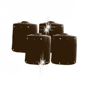 Bandages - kopen - AIKO Deluxe Crystal bandages, 4 pcs.