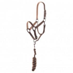 Paardrijkleding - Fashion Rijkleding - kopen - Anky Halster en touw