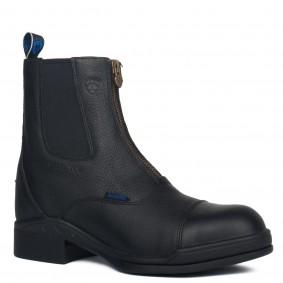 Paardrijlaarzen en -Schoenen - Stal- en Paardrijschoenen - kopen - Ariat Heritage II zip steel toe