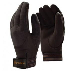 Paardrijkleding - Paardrijhandschoenen - kopen - Ariat Insulated Tek Grip Handschoenen