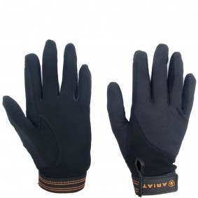 Paardrijkleding - Paardrijhandschoenen - kopen - Ariat Tek grip handschoen