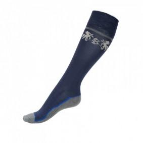 Paardrijkleding - Sokken - kopen - B Vertigo Iben Hoge Paardrijkousen