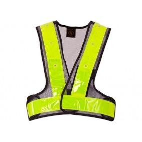 Veiligheidsartikelen - kopen - BR Hesje reflecterend LED