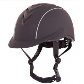 Paardrijkleding - Caps - kopen - BR Rijhelm BR Viper X-Pro carbon VG1