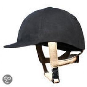 Paardrijkleding - Caps - kopen - BR Rijhelm Phoenix Zwart 60