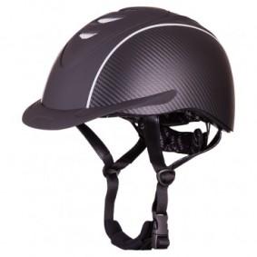 Paardrijkleding - Caps - kopen - BR Rijhelm Viper Patron Carbon VG1