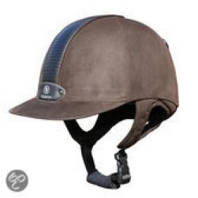 Paardrijkleding - Caps - kopen - BR Rijhelm Zenith Bruin 53