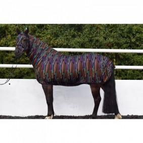 Paardendekens - Staldekens - kopen - Belvoir Rug Company MultiStripe Honsie™