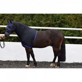 Paardendekens - Halsstukken - kopen - Belvoir Rug Company Noir Show Hood