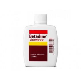 Onderhoud en Verzorging - Wondverzorging - kopen - Betadine Shampoo