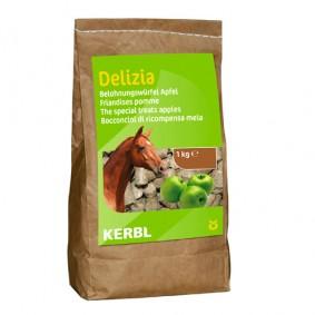 Onderhoud en Verzorging - Paardensnoepjes en Likstenen - kopen - Bio-beloningsbrok Appel