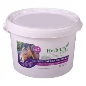 Onderhoud en Verzorging - Paardensnoepjes en Likstenen - kopen - Brinicombe HerbiLIX Original voor Paarden – 8 kg