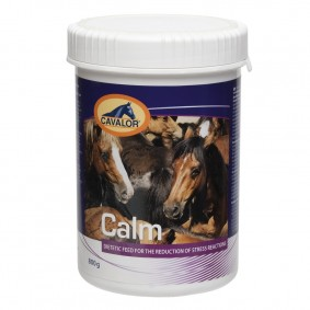 Overig - Paardensport Merken - Cavalor - Supplementen - kopen - Cavalor Calm Stress 800 g