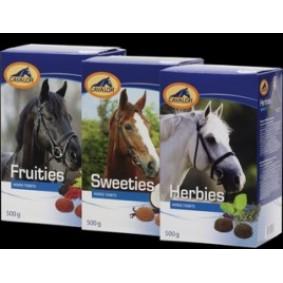 Onderhoud en Verzorging - Paardensnoepjes en Likstenen - kopen - Cavalor Sweeties