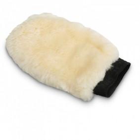 Onderhoud en Verzorging - Grooming - kopen - Chetaime Grooming Glove/poets Merino wol