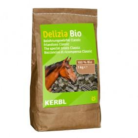Onderhoud en Verzorging - Paardensnoepjes en Likstenen - kopen - Delizia Bio Beloningsbrok
