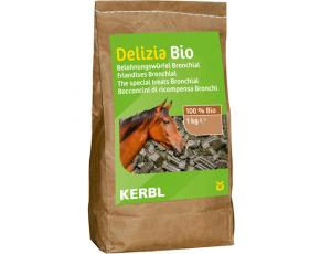 Onderhoud en Verzorging - Paardensnoepjes en Likstenen - kopen - Delizia Bio Bronchial