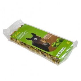 Onderhoud en Verzorging - Paardensnoepjes en Likstenen - kopen - Delizia Mueslirepen Appel 2x50gram