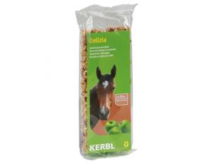 Onderhoud en Verzorging - Paardensnoepjes en Likstenen - kopen - Delizia Mueslirepen Appel