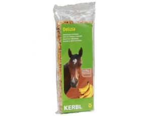 Onderhoud en Verzorging - Paardensnoepjes en Likstenen - kopen - Delizia mueslireep Banaan