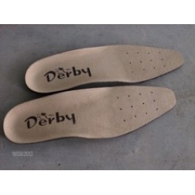 Paardrijlaarzen en -Schoenen - Accessoires Paardrijlaarzen en -Schoenen - kopen - Derby voetbed zool