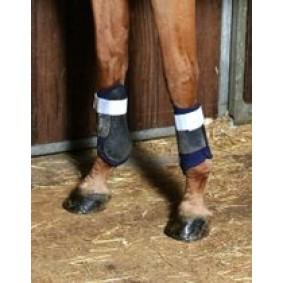 Veiligheidsartikelen - Reflectie - kopen - Euro Horse Line Reflectie Reflectie bandage 2 stuks – Geel