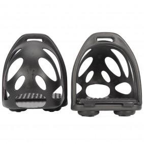 Zadeluitrusting - Stijgbeugels en Riemen - kopen - Feeling Composite veiligheidsbeugel