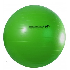 Overig - Stal, Erf en Weide - Speelgoed - kopen - Horsemen's Pride Jolly Bal Mega 100 cm Groen
