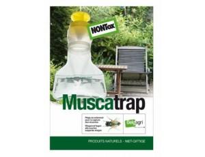 Vliegenbestrijding - Anti Vliegen - kopen - Muscado Fly Trap