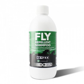 Vliegenbestrijding - Anti Vliegen - kopen - Nettex Fly Repellent Shampoo, 500 ml