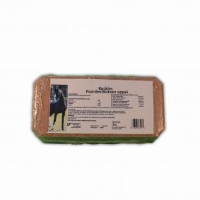 Overig - Paardensport Merken - Rockies - Supplementen - kopen - Rockies Liksteen Paard Appel 2 kg