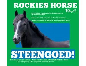 Overig - Paardensport Merken - Rockies - Supplementen - kopen - Rockies Liksteen Paard Naturel 10 kg