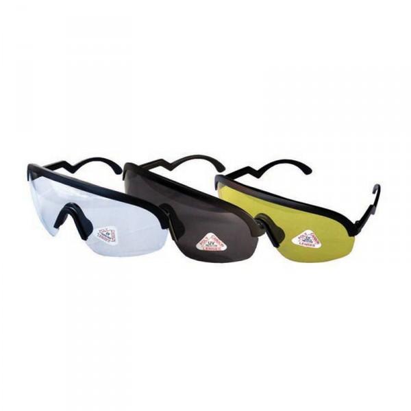 Paardrijkleding - Paardrijbrillen - kopen - Driving goggles, large polycarbonate
