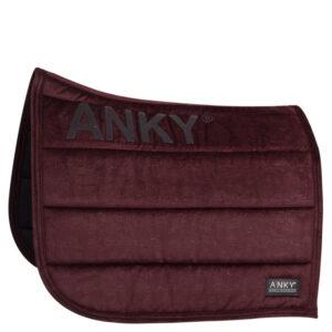 Anky Zadeldek Dressage Velvet Limited Edition bestellen? Via Paardensportwebshop.nl