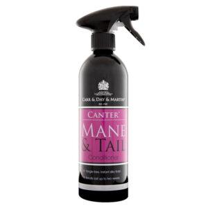 Carr & Day & Martin manen- en staartlotion Canter 500 ml bestellen? Via Paardensportwebshop.nl