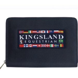 Kingsland Murio passport/iPad hoesje/cover bestellen? Via Paardensportwebshop.nl