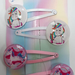 HB Haarclip rond unicorn bestellen? Via Paardensportwebshop.nl