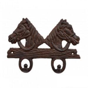 HB Horse & Country Kapstokhaak hoefijzers bestellen? Via Paardensportwebshop.nl