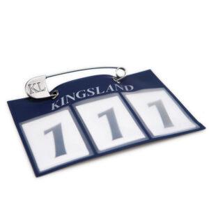 Kingsland Classic Startnummers 3 nummers bestellen? Via Paardensportwebshop.nl